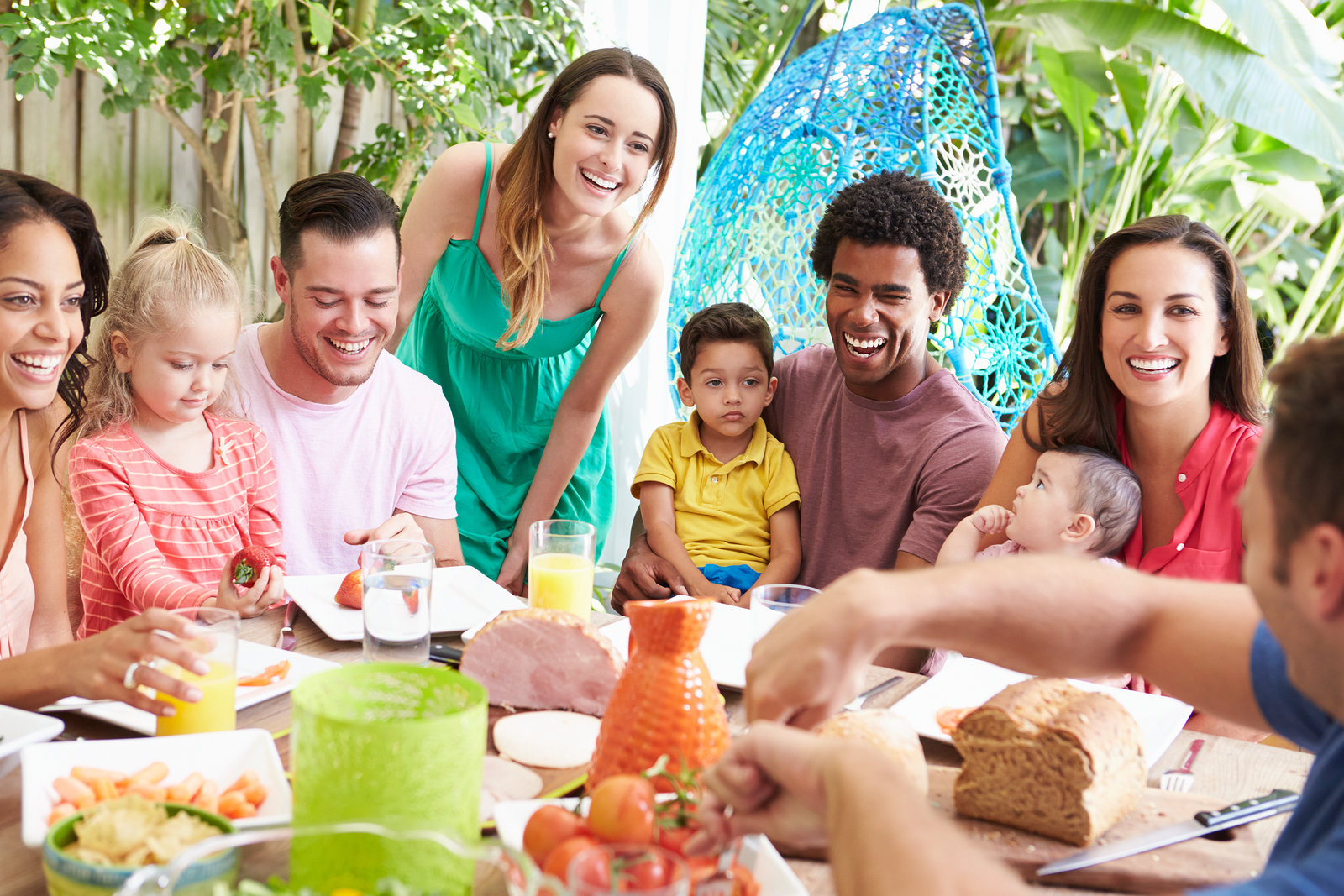 How To Have A Perfect Family Reunion Event?