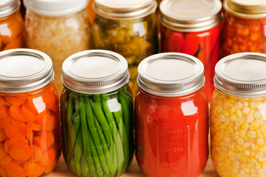 How To Properly Preserve Food At Home?