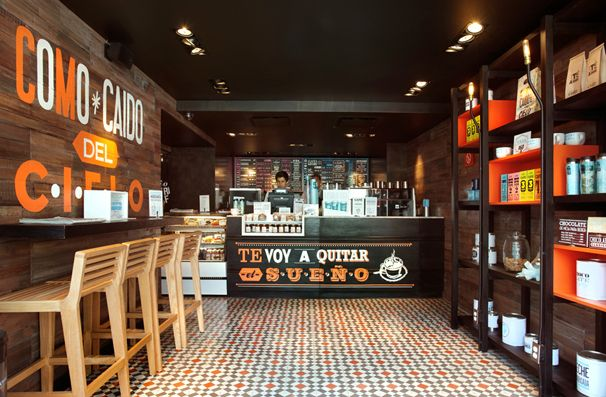 Top Key Elements For Designing A Coffee Shop
