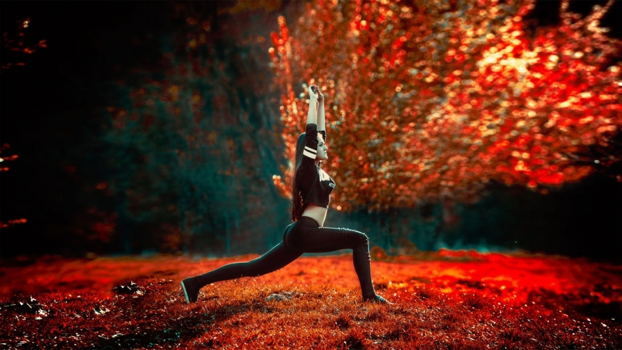 Why Practicing Yoga Can Help You Look Younger