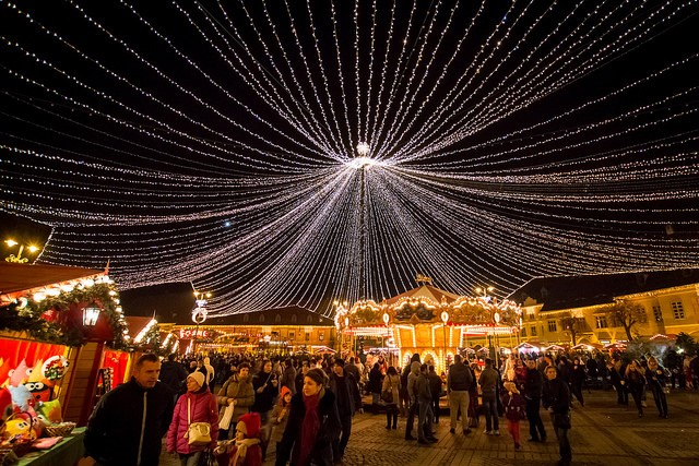 Christmas Fairs: 6 Spots To Visit In Europe