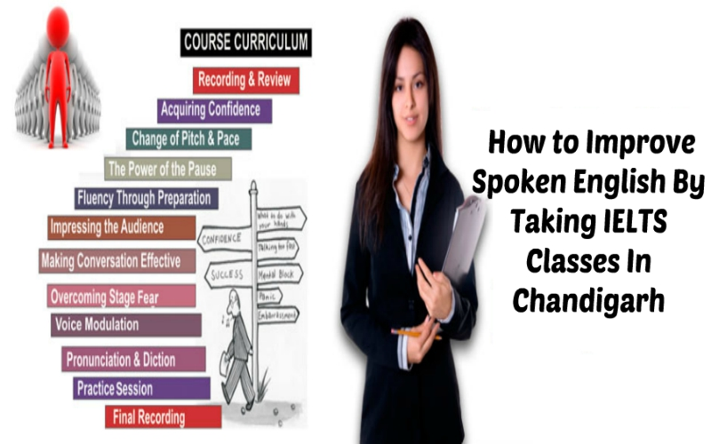 How To Improve Spoken English By Taking IELTS Classes In Chandigarh?