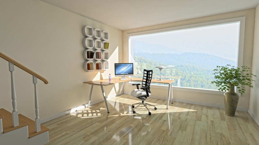 Setting Up A Home Office – 5 Tips For Success