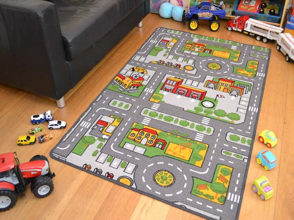 Top 5 Types Of Highly Demanded Kids Rugs
