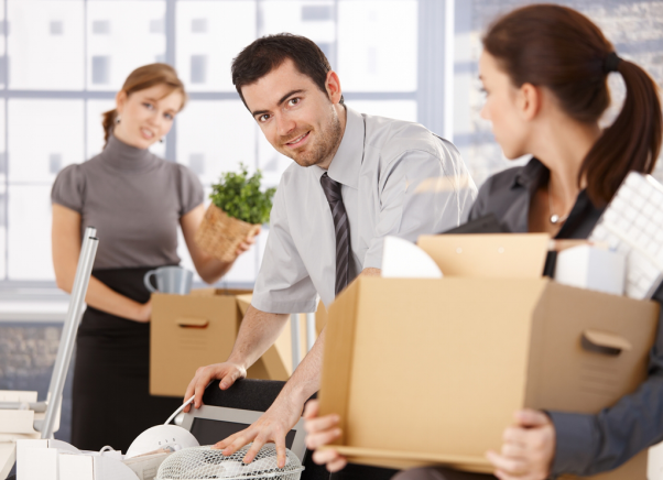 Reduce Downtown During Your Office Move With A Serviced Office