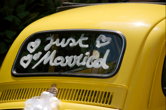 TOP 8 LUX Cars To Take For Rent For Your Wedding