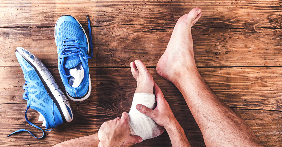 Foot And Ankle Injuries Mostly Keep Players Out Of The Game