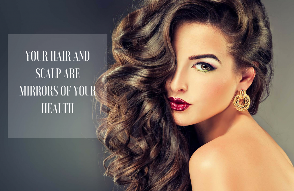 Your Hair and Scalp Are Mirrors of Your Health