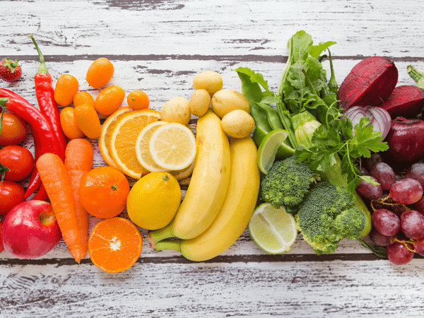 Foods for Healthy Lungs and Better Breathing