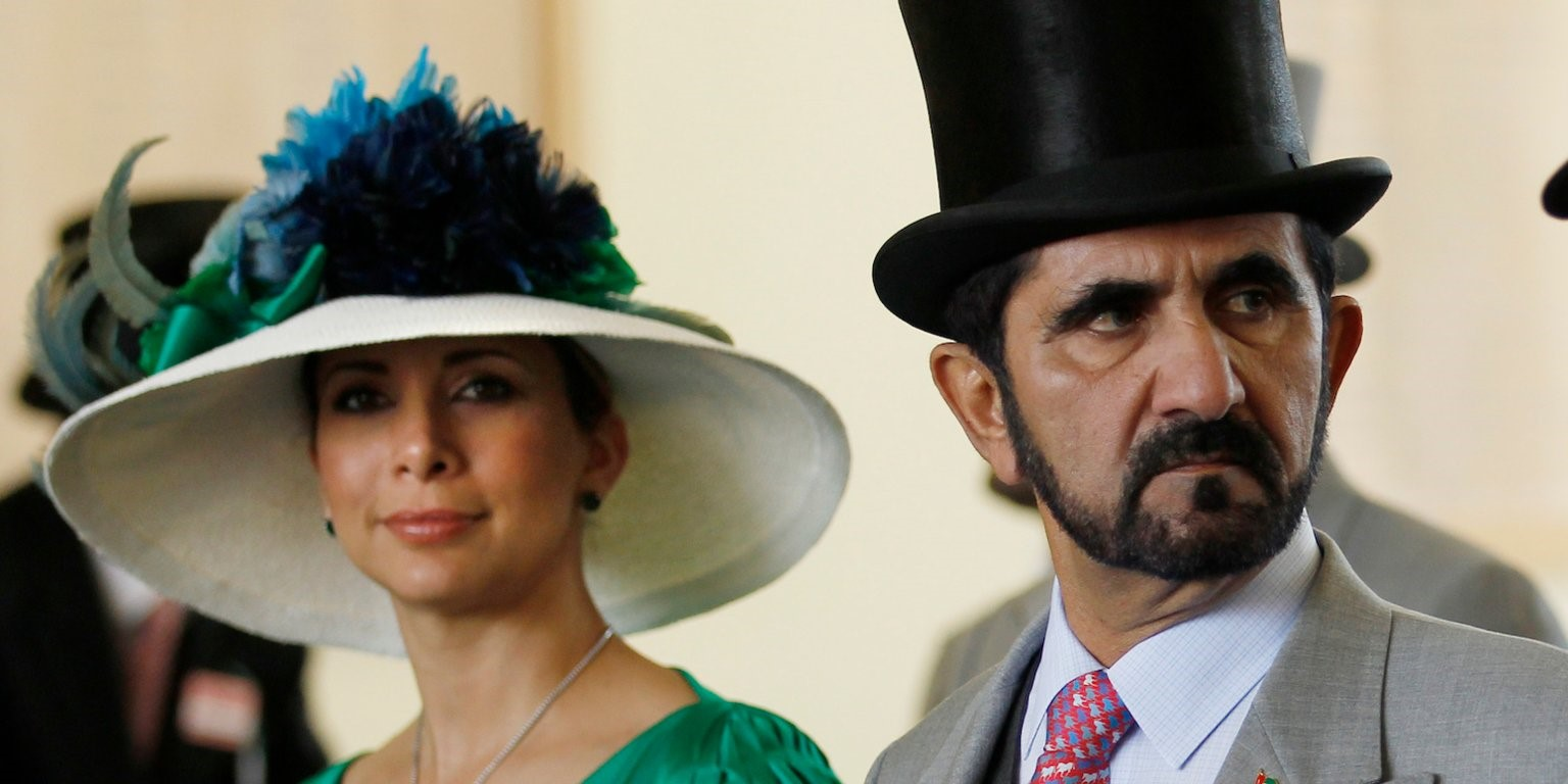 What Caused The Split Between Princess Haya & Sheikh Rashid Al Maktoum?