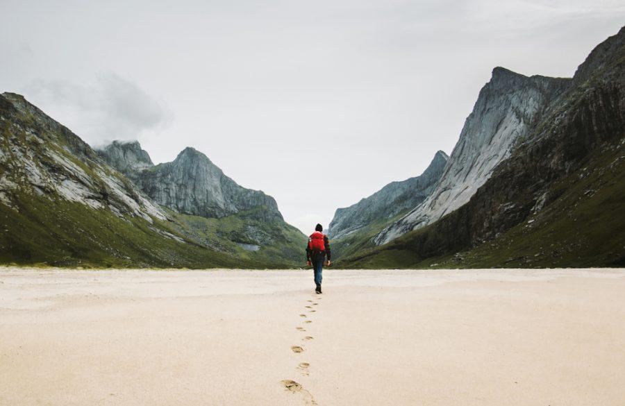 Long Distance Walking: Pleasures and Pitfalls