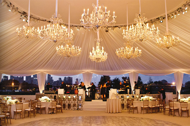 Five Things to Consider When Choosing A Wedding Venue