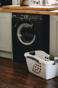 Laundry Room In The Apartment - Practical Life Hacks