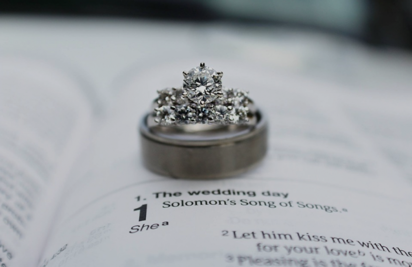 4 Qualities to Customize For The Perfect Wedding Ring